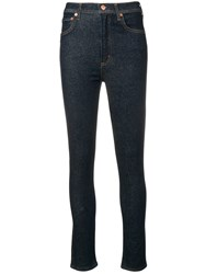 Citizens Of Humanity Classic Skinny Jeans Blue