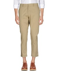 The Editor Casual Pants Beige