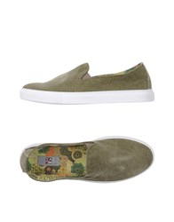 Yab Sneakers Military Green
