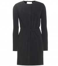 Tom Ford Crepe Dress Black