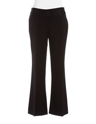 Rafaella Curvy Dress Pants Black
