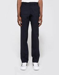 Theory Marlo Pant In Navy