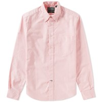 Gitman Brothers Vintage Oxford Shirt Pink