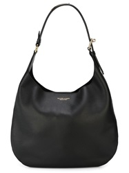 Ralph Lauren Medium Flat Hobbo Tote Black
