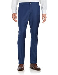 Selected Slim Dress Pants Blue Depths