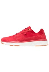 Dc Shoes Player Trainers Red