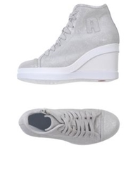 Ruco Line High Tops And Trainers Light Grey