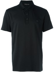 Michael Kors Classic Polo Shirt Black