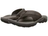 Teva Pajaro Turkish Coffee Men's Toe Open Shoes Brown