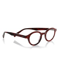 Eyebobs Tv Party Round Marbled Readers Red Red Marble