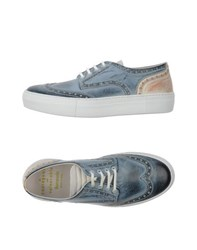 Barracuda Footwear Low Tops And Trainers Men Sky Blue