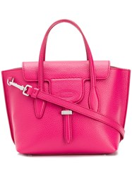 Tod's Joy Mini Tote Bag Pink