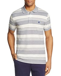 Brooks Brothers Slim Fit Polo Shirt Navy