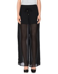 Silvian Heach Trousers Casual Trousers Women Black