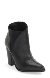 Charles David Women's 'Charla' Bootie Black Leather