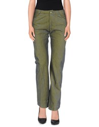 Levi's Red Tab Trousers Casual Trousers Women Acid Green
