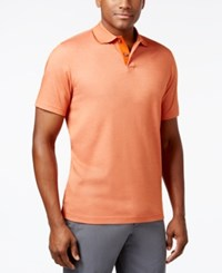 Tasso Elba Men's Supima Blend Cotton Polo Only At Macy's Spice Route
