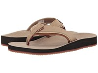 New Balance Purealign Foundation Thong Brown Men's Sandals