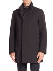 Sanyo Water Repellant Shell Coat Black
