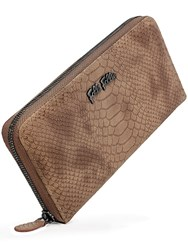 Folli Follie Reflections Wallet Beige