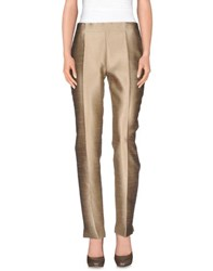 Diana Gallesi Trousers Casual Trousers Women Sand