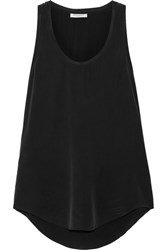 Equipment Mel Washed Silk Tank Black
