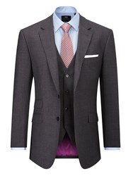 Skopes Men's Millard Wool Blend Suit Jacket Charcoal