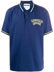 Moschino Cotton Logo Polo Shirt 60