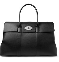 Mulberry Piccadilly Full Grain Leather Tote Bag Black