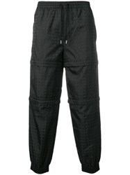 Fila Lightweight Tapered Trousers Black