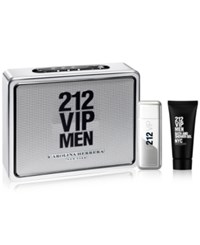 Carolina Herrera 2 Pc. 212 Vip Men Holiday Set No Color