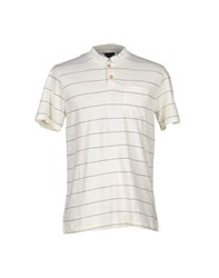 Steven Alan Topwear T Shirts Men Ivory