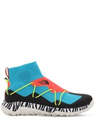 The North Face M Sihl Mid Pop Iii Sneakers Blue Black
