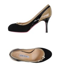 Luciano Padovan Pumps Black