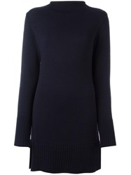Societe Anonyme 'Vulcano' Knitted Dress Blue
