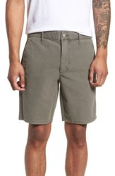 Joe's Jeans Brixton Trim Fit Straight Leg Shorts Moon Dust