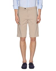 Bramante Trousers Bermuda Shorts Men Beige