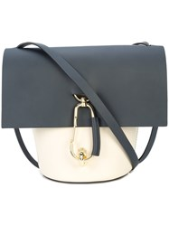 Zac Posen Belay Crossbody Bag Blue