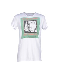 Jfour Topwear T Shirts Men White