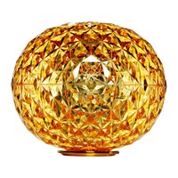 Kartell Planet Low Table Lamp Gold