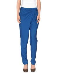 Hoss Intropia Trousers Casual Trousers Women Pastel Blue