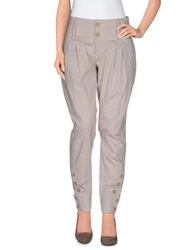 Amy Gee Casual Pants Sand