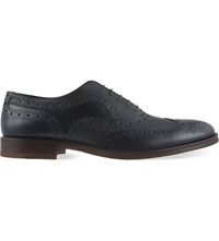 Kg By Kurt Geiger Luther Brogue Oxford Shoes Navy