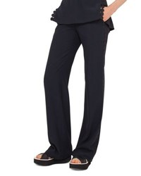 Akris Punto Marla Dot Lace Pants Navy