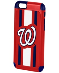Forever Collectibles Washington Nationals Iphone 6 Case Red
