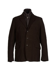 Mcs Marlboro Classics Jackets Dark Brown