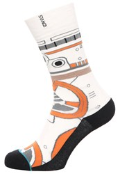 Stance Star Wars Collection Socks Tan Off White