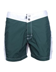 Rrd Swim Trunks Dark Green