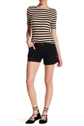 Supplies By Unionbay Alix Stretch Twill Short Petite Black