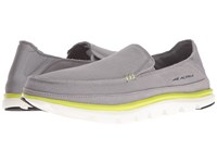 Altra Footwear Tokala Gray Lime Men's Shoes